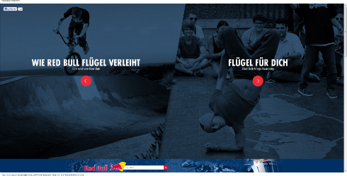 Content Marketing bei RedBull