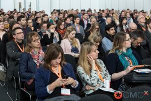Publikum auf der CMCX