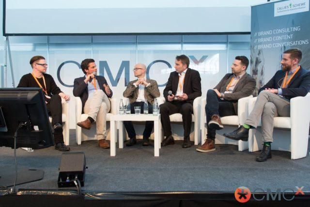 Panel zum Thema Native Advertising