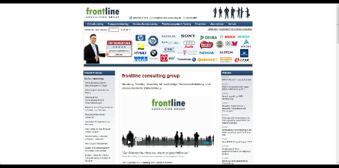 frontline-consulting-startseite