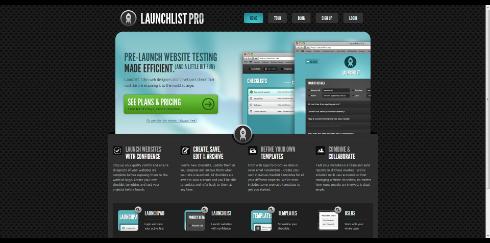 launchlist-startseite