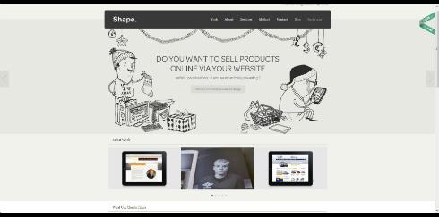 shape.-startseite