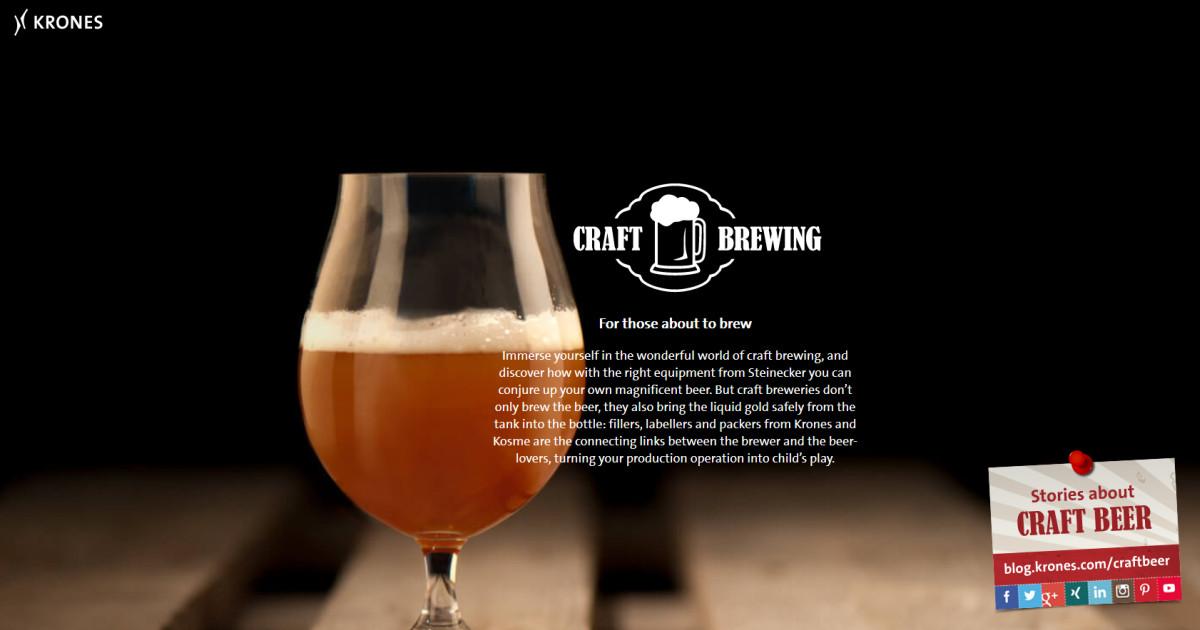 B2B Content Marketing & Craft Beer: Julia Leserer der Krones AG im Interview