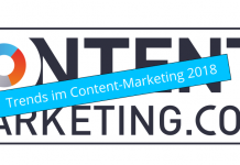 Trends im Content-Marketing 2018