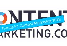 Trends im Content-Marketing 2018